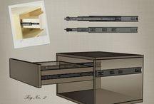 drawer slide install