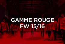 Moncler Gamme Rouge Fall-Winter 2015/16 Show