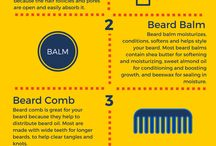Beard care and tips