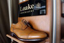 Boty Loake / Boty Loake jsou zárukou britské kvality a smyslu pro detail.