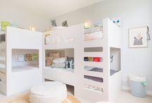 Tesó szobák