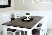 Table makeover / Dining table