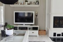My home: Livingroom