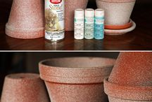 DIY Planters, Pots, Containers