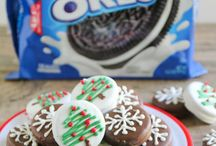 christmas cookies orio