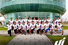2016 FÚTBOL AMERICANO / #UniversidadInteramericana #GenteInter #GoInter El equipo de Futbol Americano de la Universidad Interamericana jugó contra el equipo Jaguares de Oaxaca el pasado 24 de abril, se coronaron CAMPEONES con un marcador final de 62 a 6. ¡Felicidades equipo! Son un Orgullo Inter, deseamos que esta temporada que acaba de iniciar la concluyan de la misma forma, con muchos triunfos. ¡Estamos con ustedes!