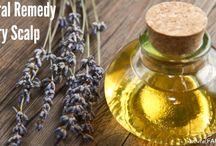 dry head healing