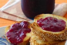 FOOD: Jams, Jellies, Butters, Preserves, Syrups... / by K L Lopes