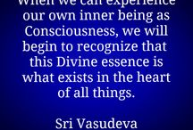 Daily Inspirations / Quotes from the teachings of Sri Vasudeva