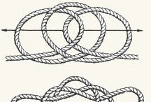 Морские узлы.Макраме.