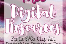 FREE DIGITAL RESOURCES