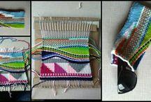 Tkaenje / weaving