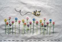 Embroidery Love / by Cheryl Sleboda
