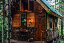 viviendas de pino foraneo