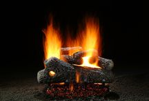 Gas Logs: Vented / Vented Gas Logs available at DiscountFireplaceOutlet.com.  Don't forget to check out their amazing discounts available EVERYDAY!