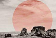 Pastel pink-