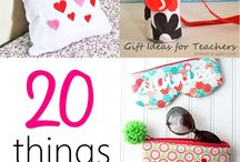 Sewing Small Projects / Miscellaneous small sewing projects not under any specialty board