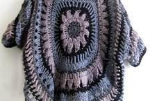 Crochet Sweaters, Jackets, Capes, and Ponchos!