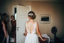 1 - Wedding Morning / Our favourite images of the getting ready moments - both the bride's and the groom's as well as the lovely details, bridal portraits, the atmosphere.