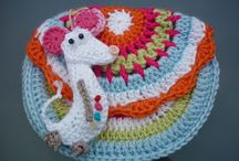 Crochet - Bits And Pieces 7 ! / by Judith Keyzer