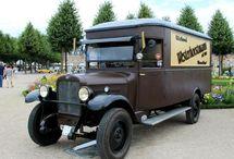 Vintage & Old Trucks