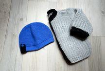 Je tricote et vous, que faites vous ? / Tout ce que je fais de mes dix doigts et ce qui me plaît  chez les autres....
