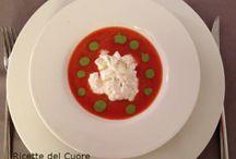 Ricette / Italian Food. Go on ricettedelcuore.it