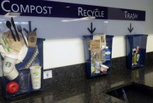 Waste & Recycling Signs/Displays