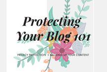 organizacja blogowania