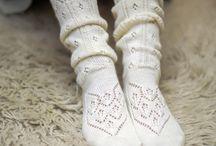 Носки-чулки