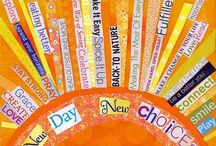 expressive arts therapy / Ideas for Therapeutic Art projects for families, children and individuals.