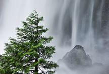 Waterfalls / Photos of waterfalls or falling water / by Karen Rasmussen