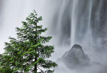 Waterfalls / Photos of waterfalls or falling water / by Karen Rasmussen