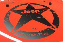 Jeep / Wir stelle hier unsere Marken vor.