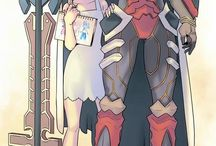 Cosplay Terra Valor Armor