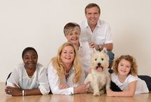 Families with pets / We know how important pets are to your family so our photographers capture the special bond in Barrett & Coe family portraits  http://www.barrettandcoe.co.uk/portrait-photography/pet-portrait-photography/