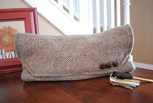 Upcycled bags, purses and pouches / by Bags to Make
