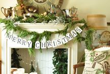 Decorating for the Holidays / by Tonia J Hall