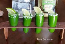 Bicchierini Di Tequila