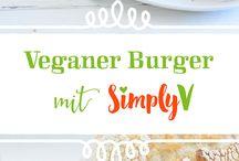 Simply Grillen ♥ Vegane Rezepte für die nächste BBQ Party / An den Grill, fertig, los! Von wegen langweilig - vegan grillen ist lecker und bietet viel Abwechslung!