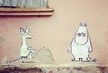 Street Art / by Anna Mayer