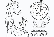 Jungle safari birthday ideas