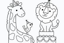 Jungle safari birthday ideas
