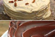 tortas y rellenos