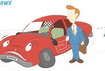 Wyprzedź wypadek / Monitoring pojazdów może zapobiec wypadkom w Twojej firmie. Warto wiedzieć jak to osiągnąć!