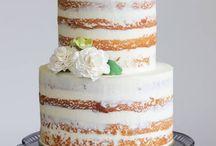 Cake design naked