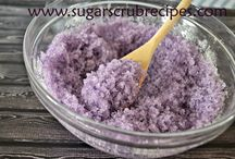 Sugar scrub recipe
