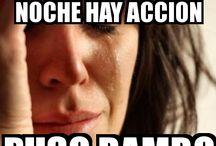 Memes y chistes en español