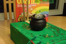 Leprechaun Traps - Kindergarten Project
