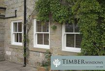Hidden Spring Sash Windows & French Doors - Harrogate, Yorkshire. / Hidden Spring Sash Windows & French Doors